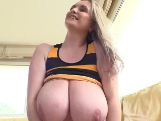 Mmf spank first time drilled