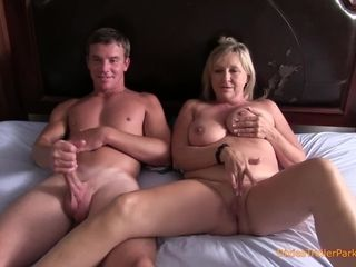 Muscle double penetration slut fit
