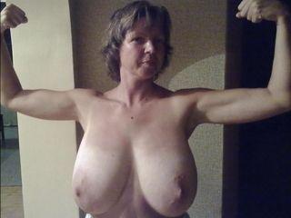 Granny nude busty Grandmamma Movies