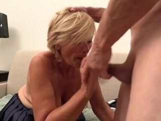 Granny Casting Porn