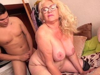 Grandmother porn pics