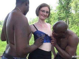 amateur mature interracial hd