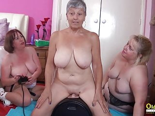 Masterbating with a dildo