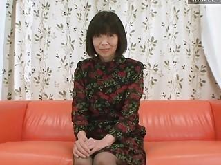 Granny anal nackt asian Asian Anal