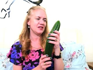 You science. cucumber anal dildo are