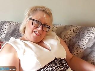 Mature Plumpers Solo - Older Solo Porn Videos - Mature Solo Squirt